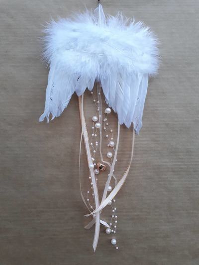 Andělská křídla – lososová rolnička